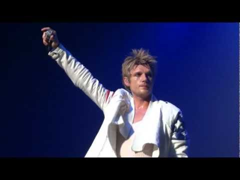 Incomplete - Nick Carter - I'm Taking Off tour 2011-11-05