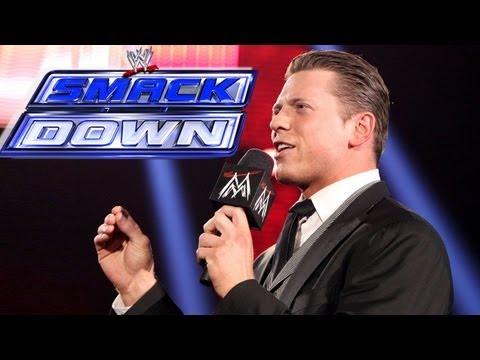 """""""Miz TV"""" descends into chaos: SmackDown, May 17, 2013"""