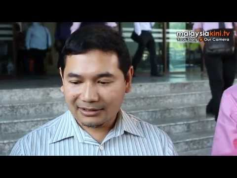 Rafizi: Why me and not NFC chief?