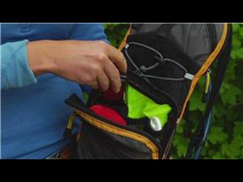 Backpacking &amp; Camping Tips : How to Pack a Backpack for Hiking