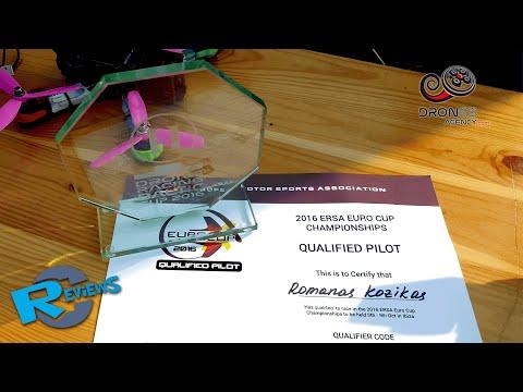 DroneRacing Baltic Cup 2016 - Race awards and finals - UCv2D074JIyQEXdjK17SmREQ