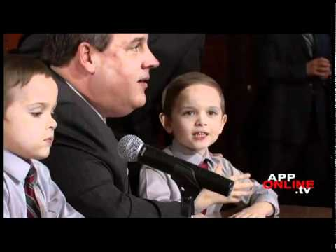 Jesse Koczon - NJ Governor For A Day (4/6/11)