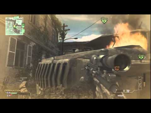 [MW3] MSR Sniper Montage !
