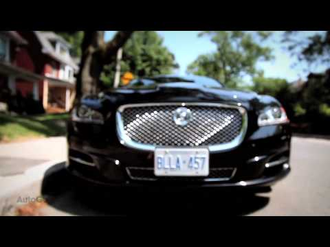 2011 Jaguar XJL Review