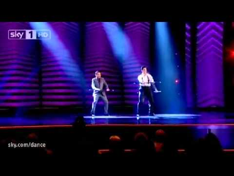 Adam Garcia's Got To Dance Performance FULL