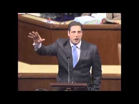 Congressman Ryan Stands Up Against SB-5 on the House Floor