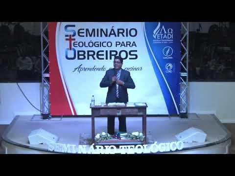 Seminário teológico para obreiros - Pr. Alan Brizotti - Palestra 03 - 22 09 2018