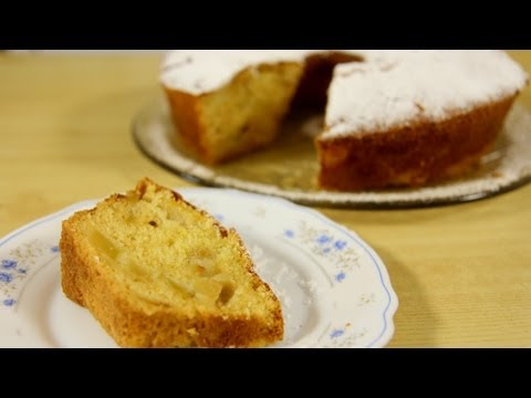 Apple Cake with Nonna Recipe - Laura Vitale - Laura in the Kitchen Episode 477