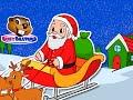"""Santa Claus Is Coming To Town"" | Busy Beavers, Babies, Toddlers, Preschool Christmas Carol"