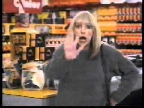 Commercial KMart  - Kodak Advantix 1995 - Rosie O'Donnell & Penny Marshall