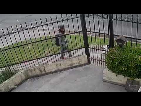 En menos de 20 segundos robó bicicleta que estaba en una casa en Paraná