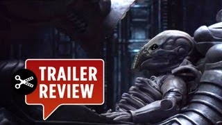 Instant Trailer Review - Prometheus (2012) Trailer Review