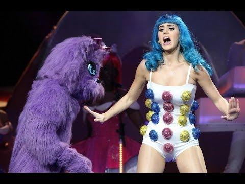 Katy Perry - FireWork live at Sentul SICC Jakarta Indonesia 2012