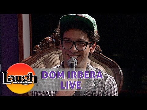Rick Glassman - Dom Irrera Live From The Laugh Factory (Podcast)