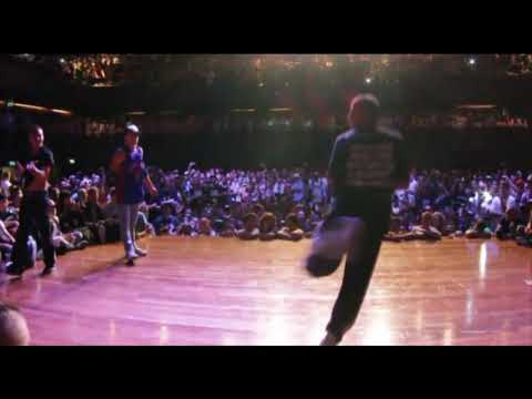 Powermove battle [IBE 2011]