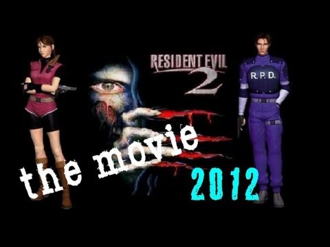 Resident Evil 2 The Movie (Full Movie) Part 1/1 - 2012 (HD 1080p)