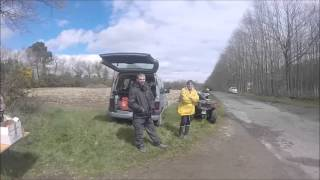 Video du 35km par un trailer