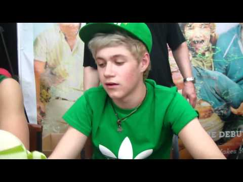 One Direction CD signing 3/17/12