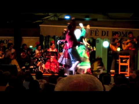 Flamenco, Corpus Christi, Granada 2011, HD Video