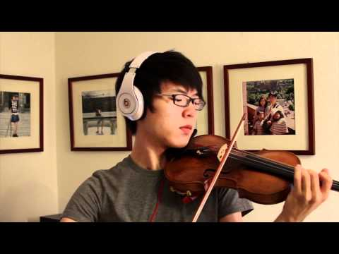 Titanic - My Heart Will Go On - Jun Sung Ahn Violin Cover