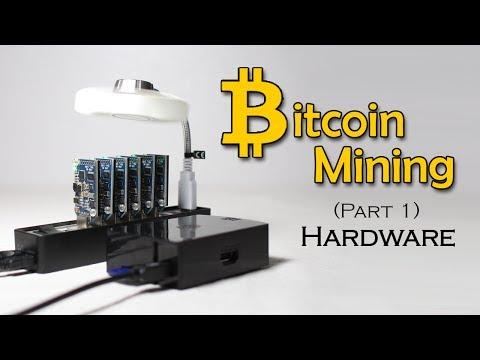 DIY Bitcoin Mining: Hardware (part1) - UCKXcniwLBqC3AnV7yC9sBkg