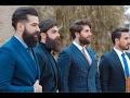 #شو_صاير.. أعضاء نادي -مستر أربيل- في قمة الأناقة على بعد -أميال- فقط من #داعش