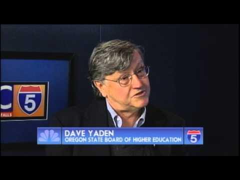 Dave Yaden - Oregon State Board of Higher Education
