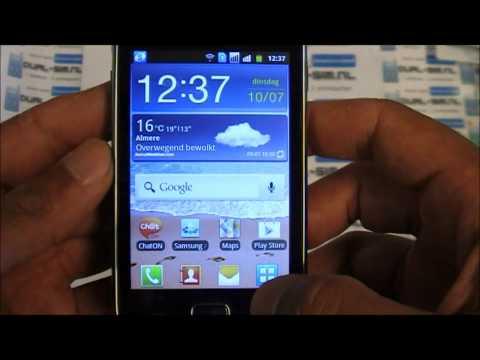 Samsung Galaxy Ace 2 dual-sim android 2.3