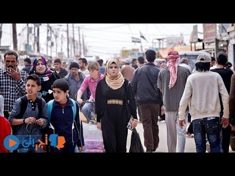 فيديو: شاهد حياة اللاجئين في مخيم الزعتري