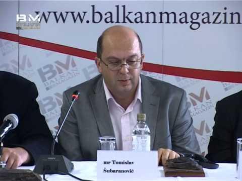 Mr Tomislav Šubaranović - Uloga uljnih škriljaca u prevazilaženju energetske krize