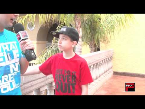 1 on 1 with Jason Smith of The Iconic Boyz at NRG Dance Project Arizona