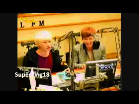 [111204] Sukira - Eunteuk special talent (sound of dove)