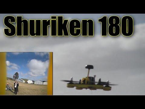 Shuriken 180, a short flight - UCahqHsTaADV8MMmj2D5i1Vw