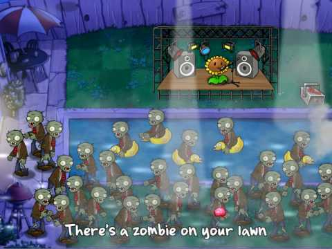 Plants vs Zombies Credits Song