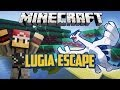 Lugia Escape! (Dragon Escape) Minecraft Mini-Game w/xRpMx13 & MrWoofless