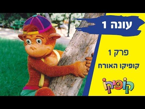 קופיקו עונה 1 פרק 1 - קופיקו האורח