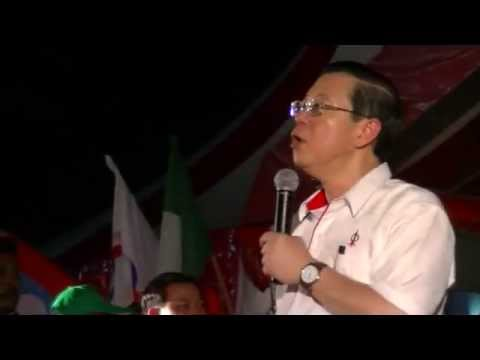 DAP Ceramah Padang Kota - Lim Guan Eng