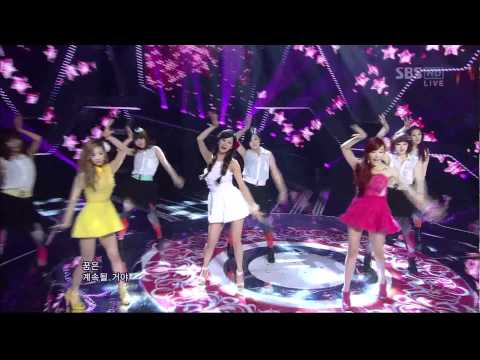 SNSD-TTS(Taetiseo) - Twinkle&amp; Today's Winner  (20 May,2012)