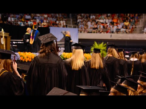 Students of Auburn University become graduates in the Auburn Arena at this year's spring graduation.Full Story: http://www.theplainsman.com/article/2016/05/3738-degrees-awarded-at-four-graduation-ceremonies3738-degrees-awarded-across-four-graduation-ceremonies