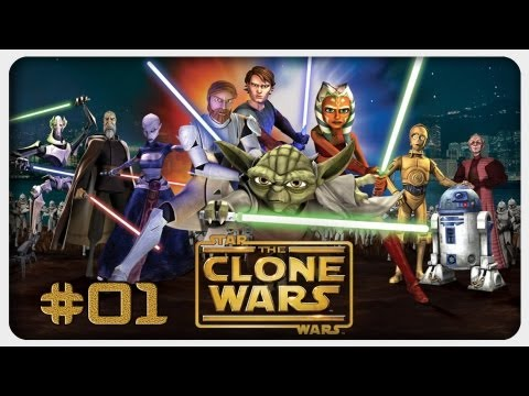 Star Wars: The Clone Wars - Republic Heroes - #01 - Star Wars im Comic-Look