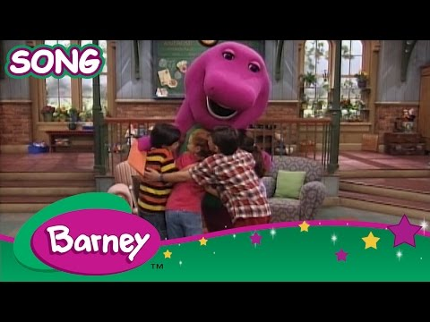 Barney Smile Song Clip_US