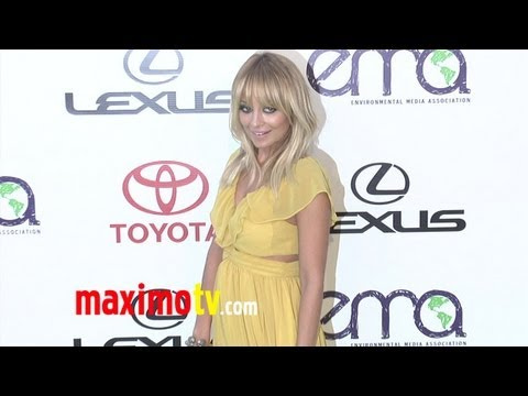 Nicole Richie at 2011 ENVIRONMENTAL MEDIA AWARDS Arrivals