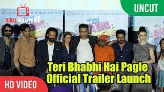 UNCUT - Teri Bhabhi Hai Pagle Official Trailer Launch   Krushna Abhishek   Rajniesh Duggal