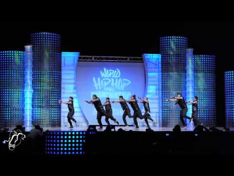 @TheCrewPH (Philippines)| World Hip Hop Dance Championships| HHI 2012| Step x Step Dance