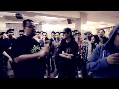 FlipTop - Kris Delano vs Zain Azrai