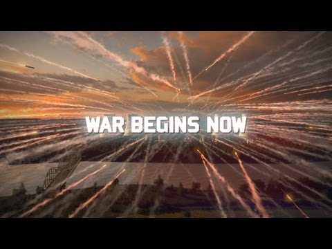 WARGAME: EUROPEAN ESCALATION - LAUNCH TRAILER