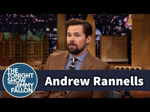 Andrew Rannells Keeps Trying to Get on Law & Order