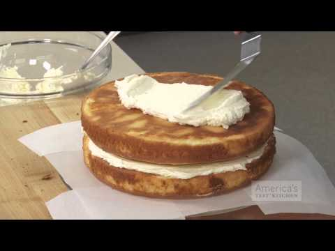 Learn to Cook: Bridget Lancaster Explains How to Frost a Cake