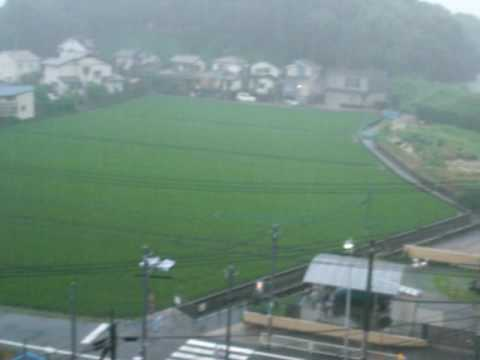 Japanese Rainy Seaon in Kyushu 福岡