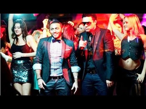 Smile Official Music video Tamer Hosny Ft Shaggy  H.Dكليب تامر حسني و شاجي